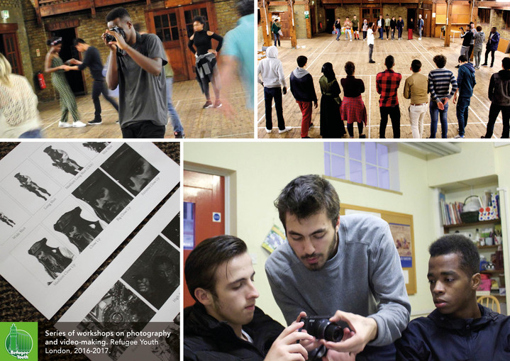 Series of workshops on photography and video-making
