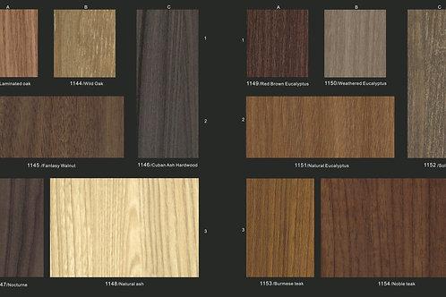 Colour Range For Toilet Cubicles