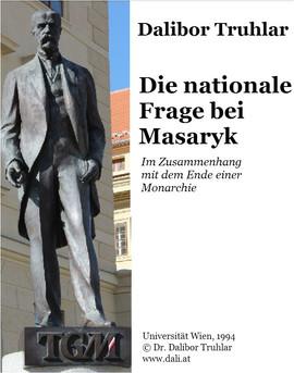 Die nationale Frage bei Masaryk