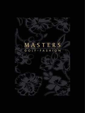 Masters Golf Fashion