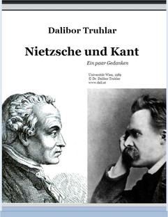 Nietzsche und Kant