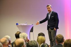 VKB-Bank Generaldirektor Christoph Wurm