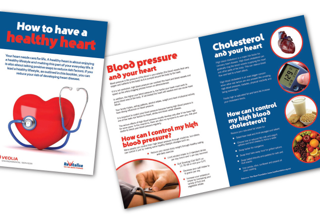 Veolia health brochure