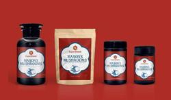 Superfeast Product Labels