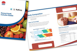 Railcorp health brochure