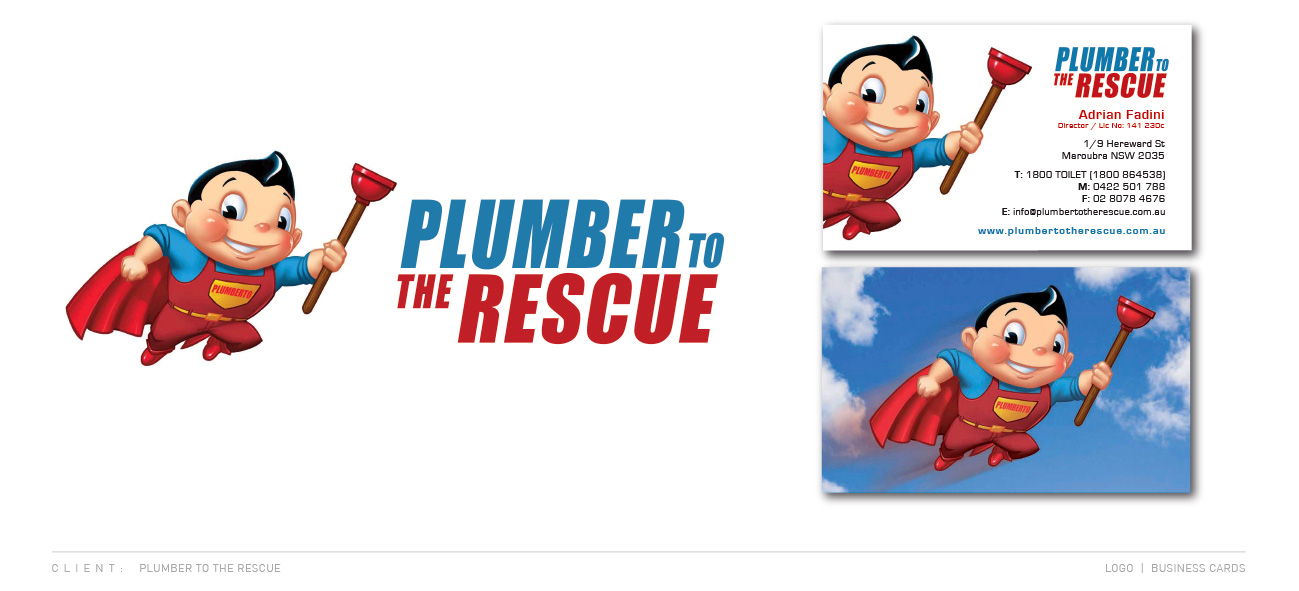 Plumber to the Rescue