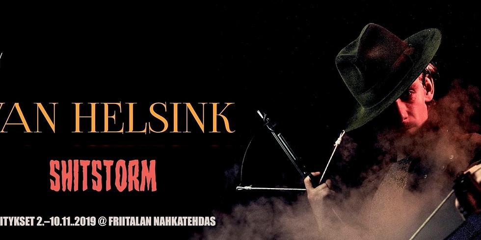 Van Helsink: Shitstorm