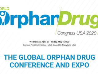 World Orphan Drug Virtual Conference