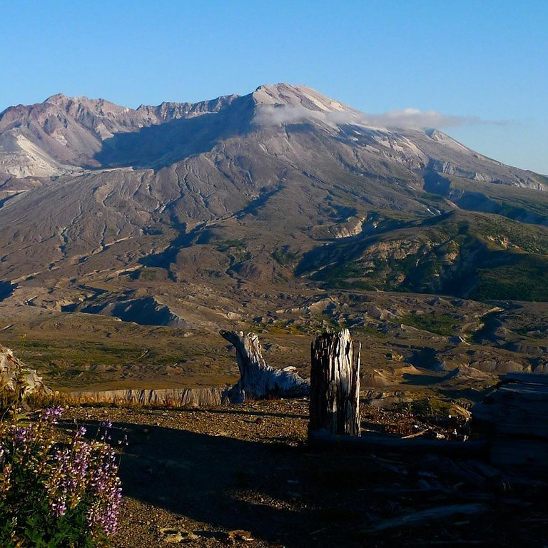 Mount St. Helens Group Hike