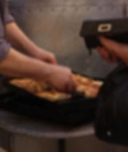 Traditional Maltese pastizzi