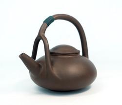 Yixing inspired teapot