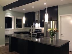 P house kitchen
