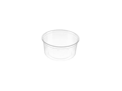 12oz Clear round deli containers