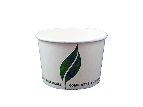 8oz Food Container - Leaf 2