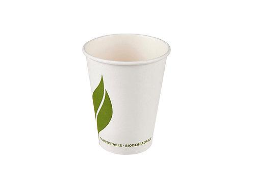 12oz compostable paper cup