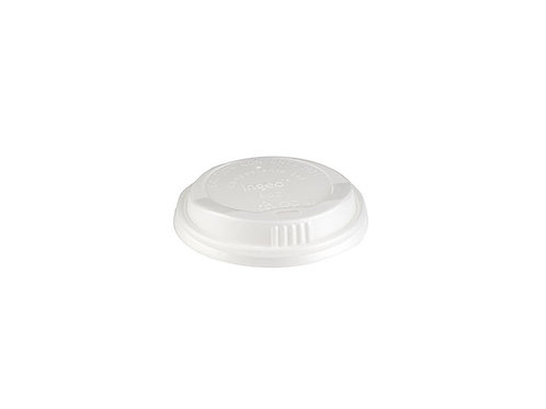 PLA compostable lid for 8oz paper cup