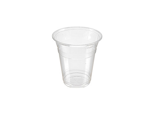 Clear 12oz PLA Compostable Cold Drink Cup