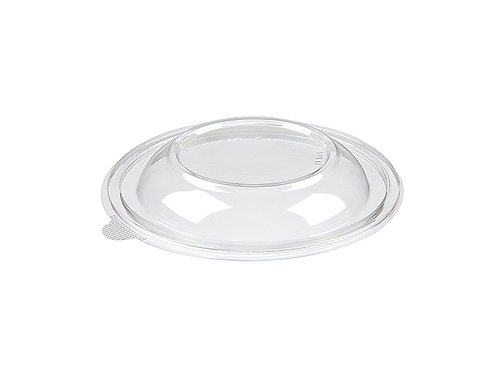 Clear dome lid for 750ml salad bowl