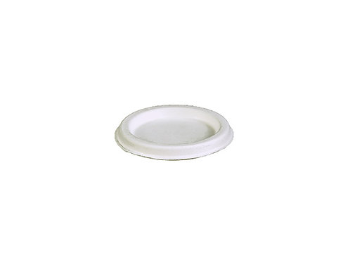 Bagasse Lid for 4 fl oz Pot