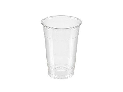 Clear 21oz PLA Cup 96mm Ø