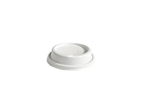 Plastic lid for 8oz paper cups