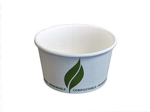 12oz Food Container - Leaf 2