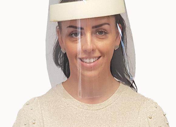 Cel-Guard Protective Face Visor. Case of 25
