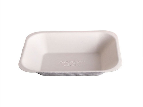 Bagasse Chippy Tray. Case of 500