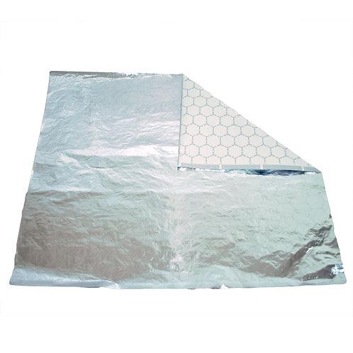 Bagcraft Honeycomb Foil Sandwich Wrap