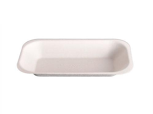 Bagasse No 1 Tray. 500 per case