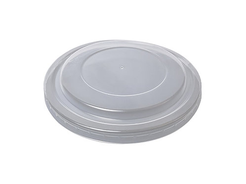 Plastic lid for 500, 750, 1000ml kraft paper food containers