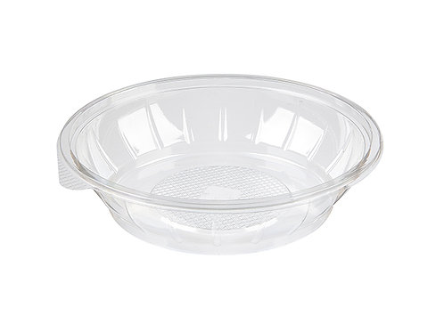 1000ml Large salad bowls.  Clear disposable bowls for takeaway salads.