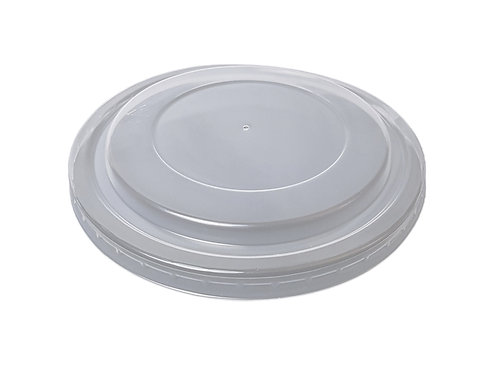 Plastic lid for 1300ml kraft paper food container