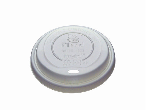 CPLA Lid to fit 12 & 16oz I am Eco