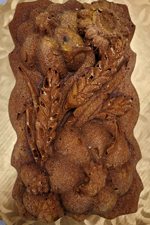 Pumpkin Walnut Cake B