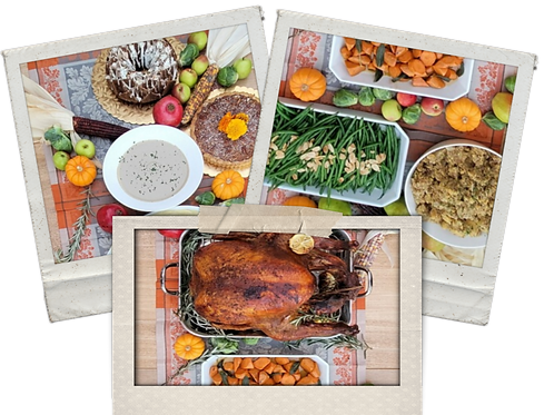 Thanksgiving To-Go Package