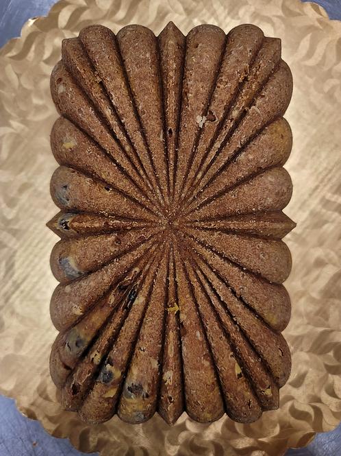 Pumpkin Walnut Cake A