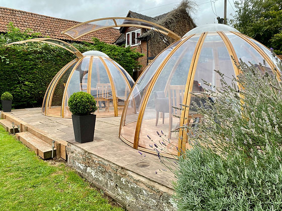 Kreate Spaces - Bush Inn 12ft Domes 01.j