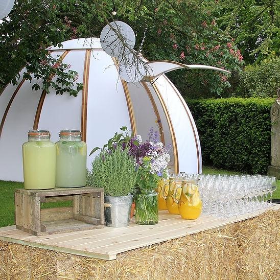 Festival Wedding Tent Unidome