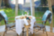 Dining Domes Garden Cocoons Igloo IC Dub