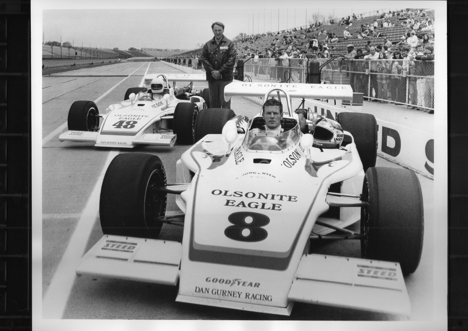 Two Eagles - Unser & Grant 1973.JPG