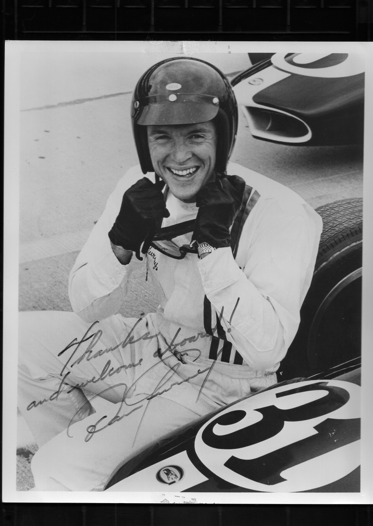 Dan Gurney AAR Eagle Club Photo