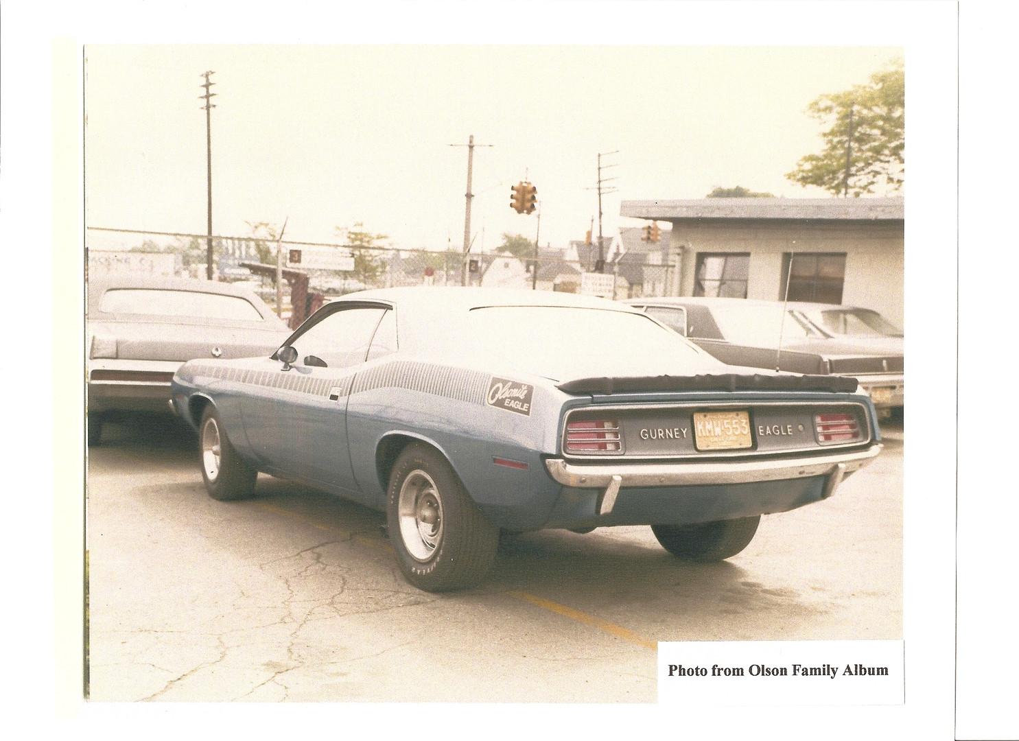 6  Vintage Photo Olsonite AAR Initial Cl
