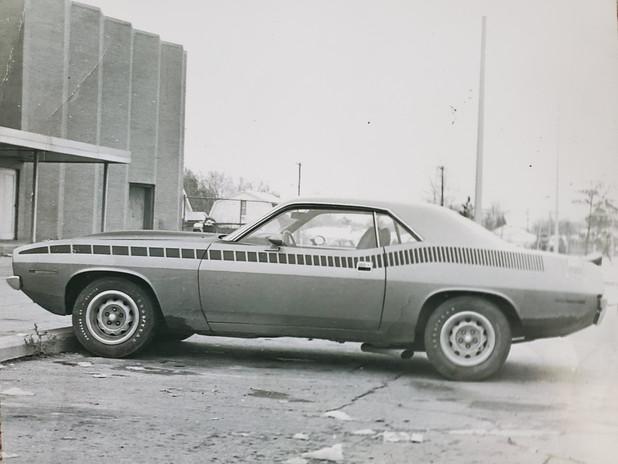 8 Vintage Photo 2nd Owner December 1972.