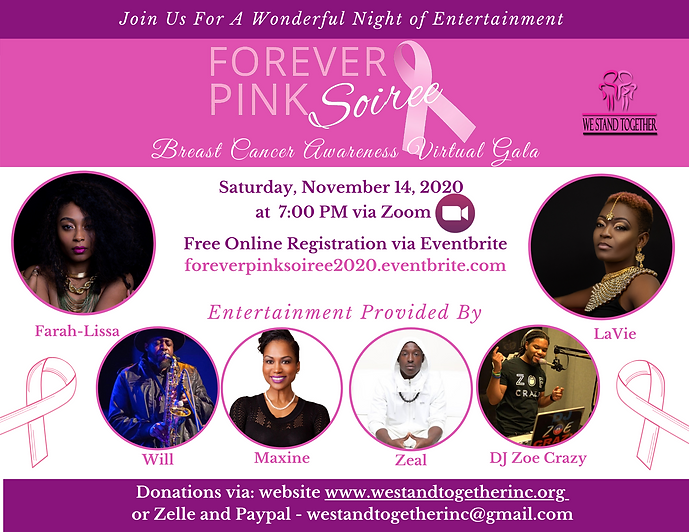 Copy of Forever Pink Soiree 2020 Flyer (