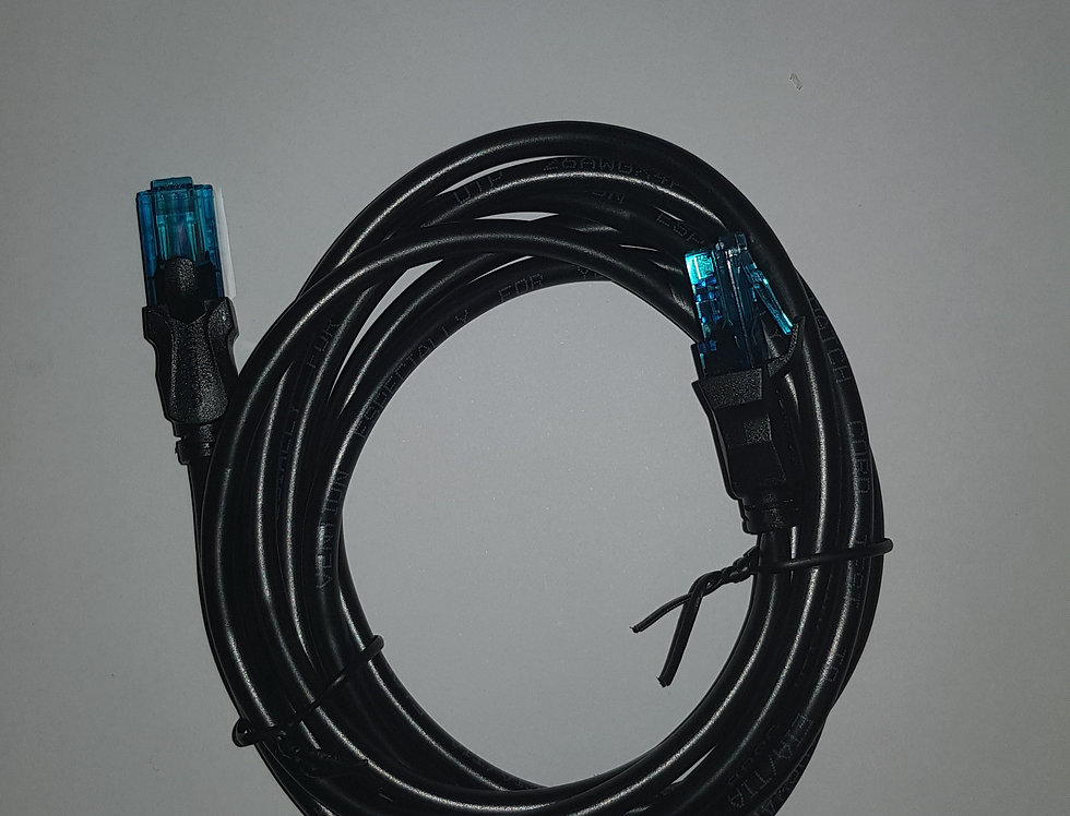 HQ Network Cable 2, & 3  Meter