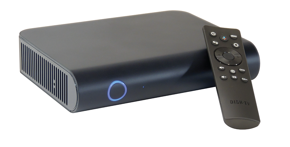 DishTV A2 - Android TV Freeview Recorder