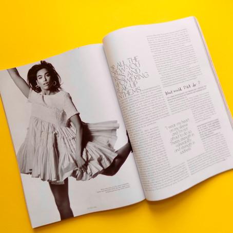 Four Molly Goddard Designs to Take the Boring Away