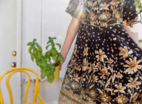 The Weekly: Life and Love and a Vintage Peasant Dress