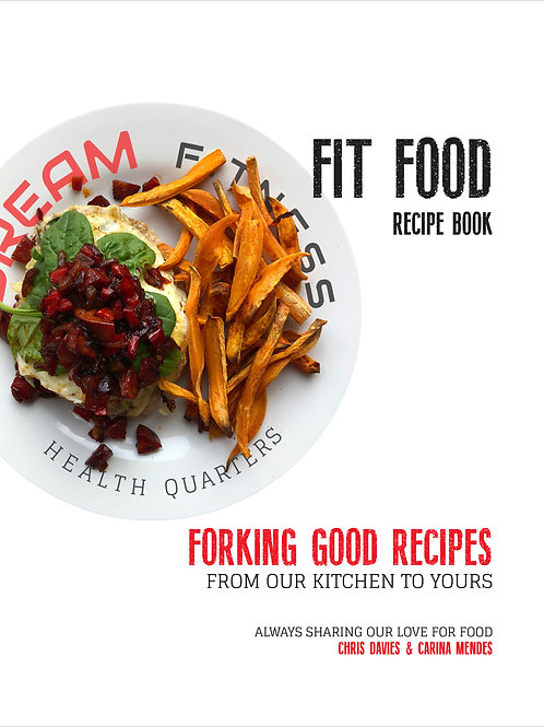 Fit Food Recipe Book